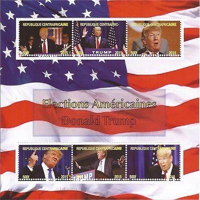 Briefmarken - Trump Briefmarken Trump_10