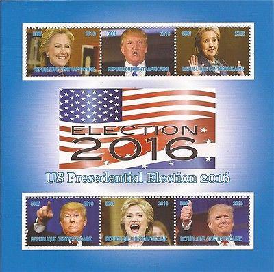 Briefmarken - Trump Briefmarken Trump_11