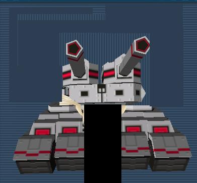 Sasha military tank skin WIP Screen13