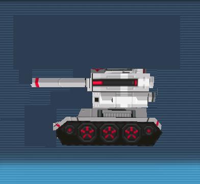 Sasha military tank skin WIP Screen14