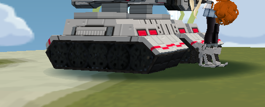 Sasha military tank skin WIP Screen17