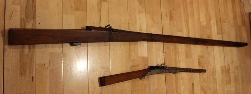 un petit tour de ma collection ... arme et cuirasse Img_7610