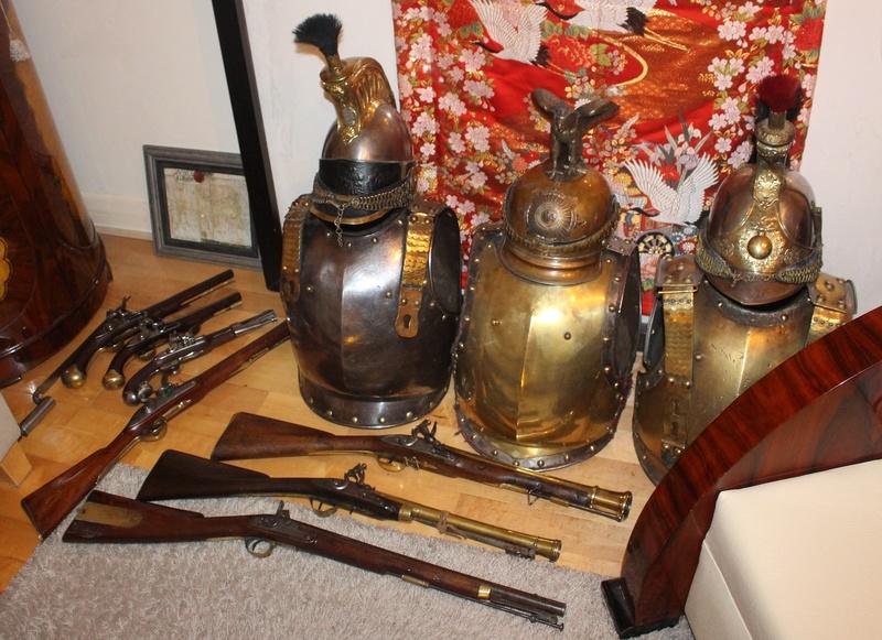 un petit tour de ma collection ... arme et cuirasse Img_8626