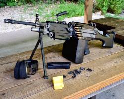 Liste des armes M24910