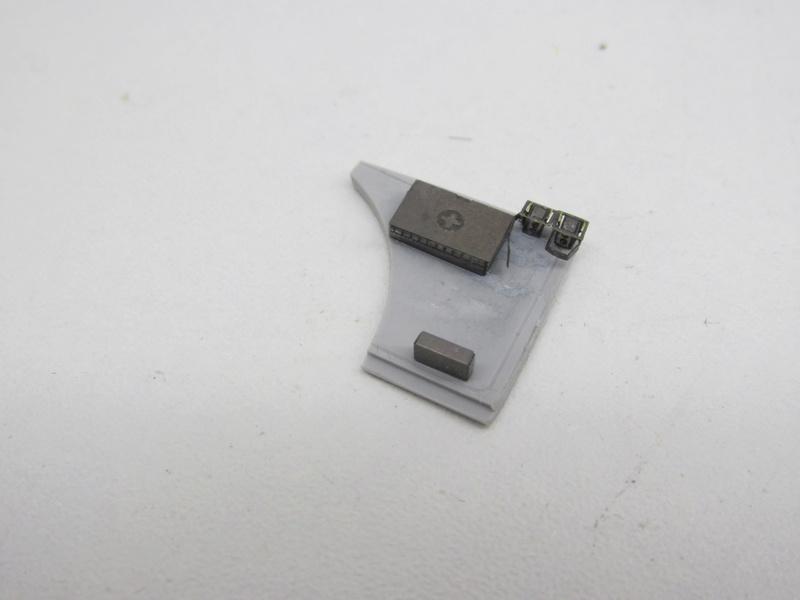 Coccinelle Afrika Korps + Coccinelle gazogène - CMK 1/35 conversion CMK et photodecoupe EDUARD Cocinn16