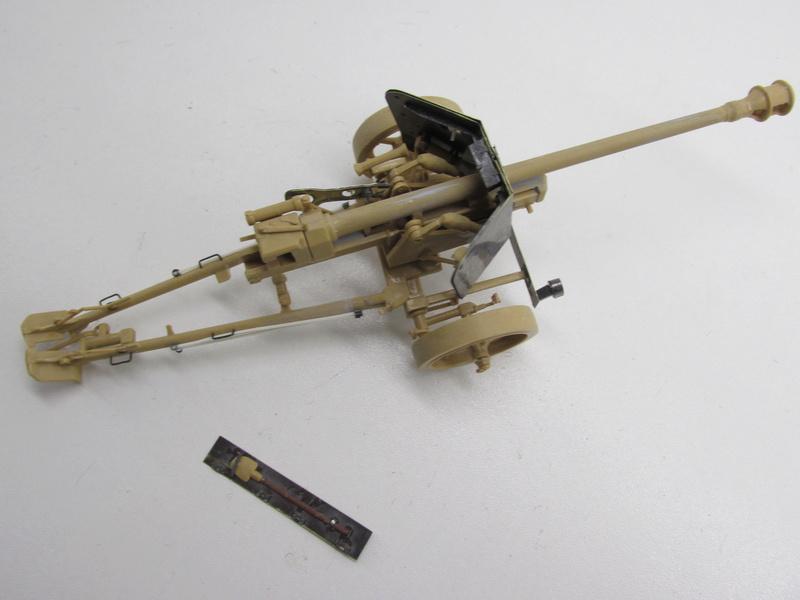 SWS Schwerer Wehrmachtsschlepper (Gerät 71) ITALERI ref 360 et PAK 40 ITALERI ref 361 +photodécoupe Eduard - 1/35 Sws__p16