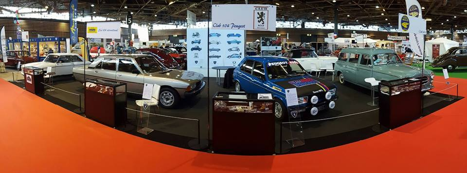 [69][4-5-6/11/2016] 38ème Salon International Epoqu'auto. - Page 7 14937310