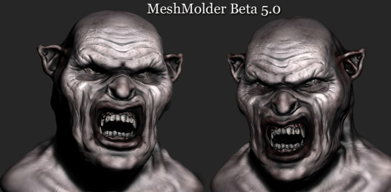 Meshmolder Beta 5.0 Monste10