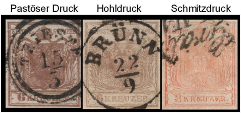 Freimarken-Ausgabe 1867 : Kopfbildnis Kaiser Franz Joseph I - Seite 16 Hohldr10