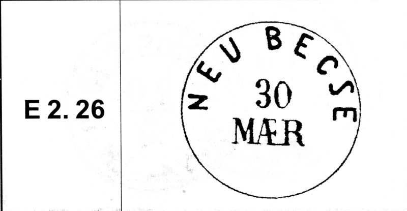 Die erste Österreichische Ausgabe 1850 - Seite 8 Xx30410