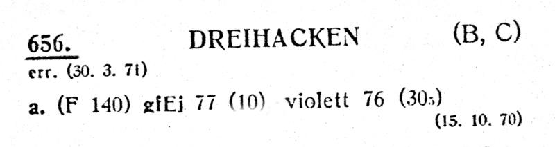 Freimarken-Ausgabe 1867 : Kopfbildnis Kaiser Franz Joseph I - Seite 15 Xx30710