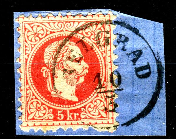 Freimarken-Ausgabe 1867 : Kopfbildnis Kaiser Franz Joseph I - Seite 15 Xx30811