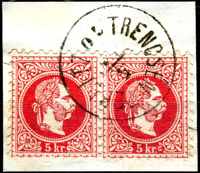 Freimarken-Ausgabe 1867 : Kopfbildnis Kaiser Franz Joseph I - Seite 15 Xx31010