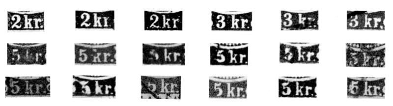 Freimarken-Ausgabe 1867 : Kopfbildnis Kaiser Franz Joseph I - Seite 15 Xx32110