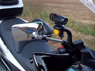 EQUIPER SON BURGMAN 400 POUR DES RAIDS ROUTIERS ! Suzuki11