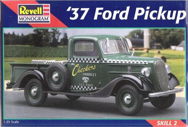 Recherche ford 37 pick up revell 2 modèles   ! 19659010