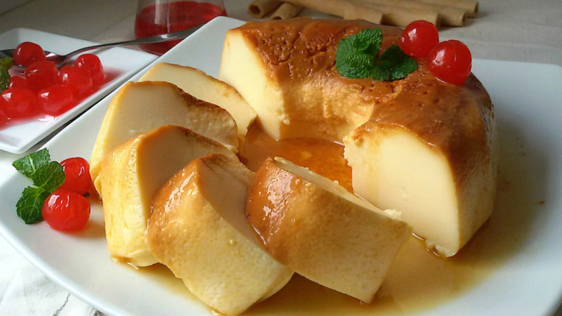 Tarta de queso al microondas: Tarta-10
