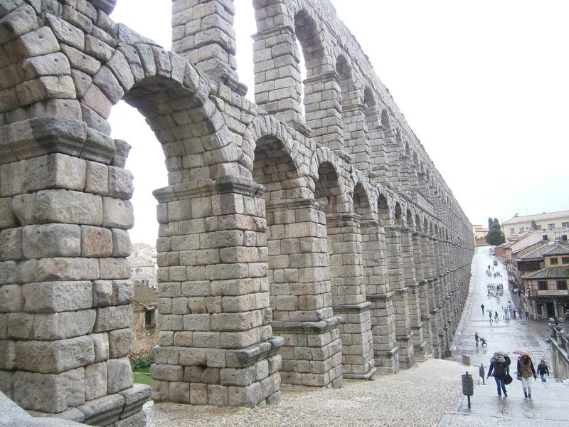 El Acueducto de Segovia Pb121010