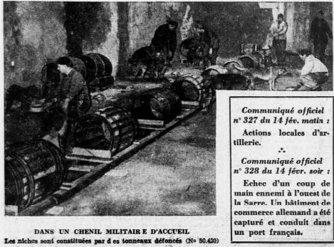 Les chiens dans l'armée française Chenil10