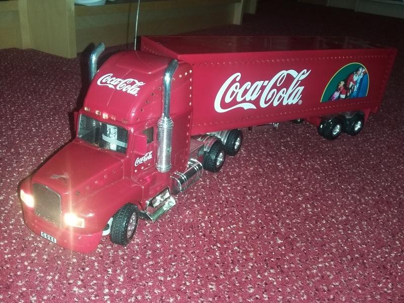 CocaCola Truck mit Graupner JR D4-X - Seite 2 20161215