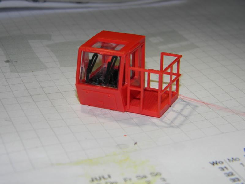 Gottwald Teleskopkran mit Transportfahrzeug Kran_116