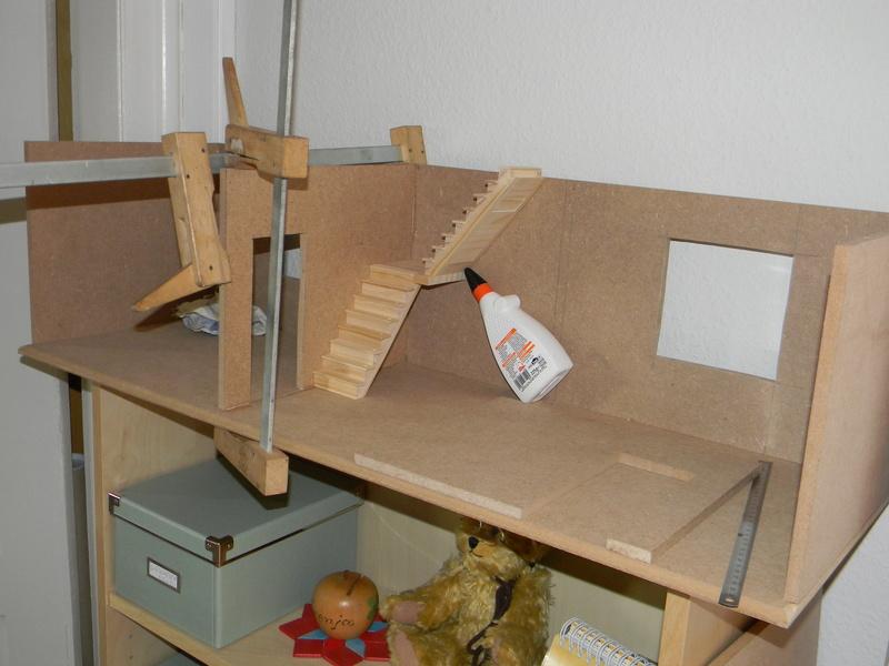 Puppenhaus  Puppen12