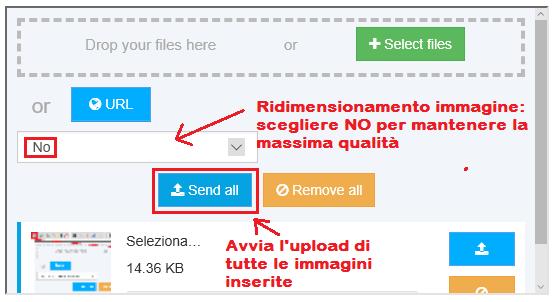 [Tutorial] Come inserire foto nel forum Selezi10