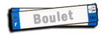 Gros Boulet