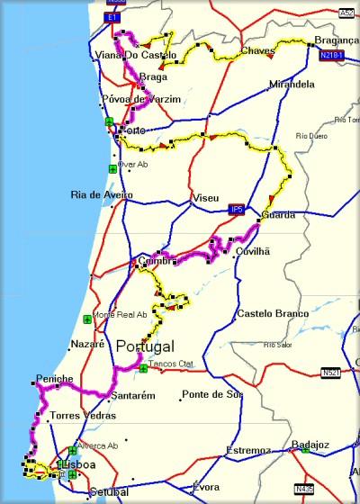 le Portugal + Maroc  Portug10