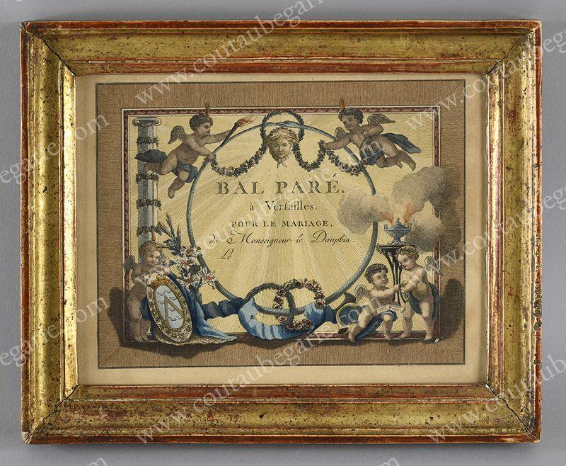 Vente de Souvenirs Historiques - aux enchères plusieurs reliques de la Reine Marie-Antoinette - Page 4 14863810