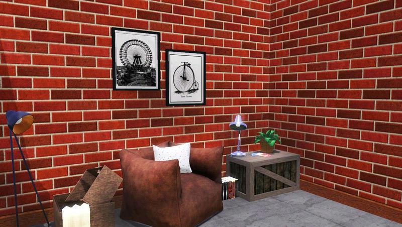 [Fiche] Déco : La décoration style industrielle décryptée 5-mur_10
