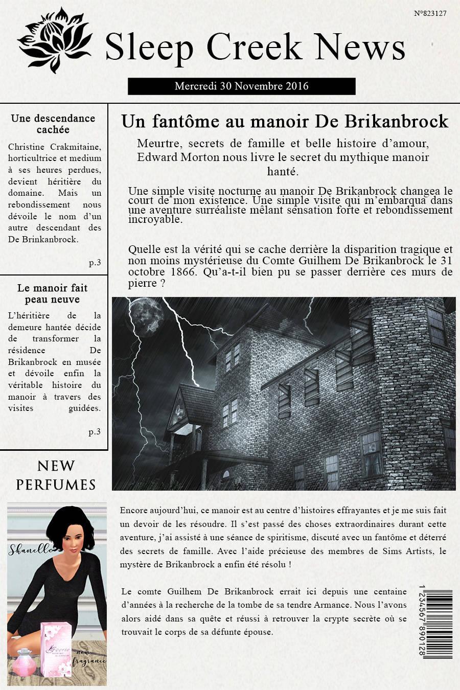 Le mystère de Brikanbrock - Final Articl16