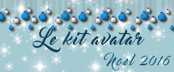 [Noël 2016] Le kit avatar Banniy13