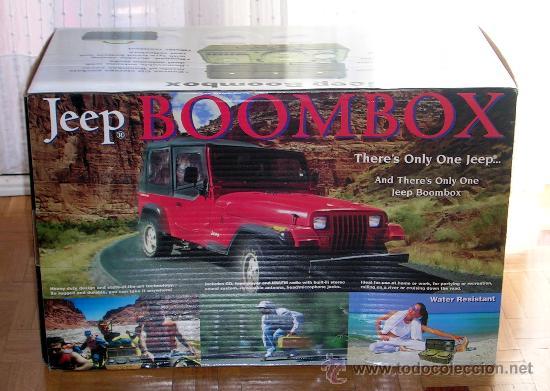 OT GADGET JEEP BOOMBOX Boombo11