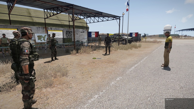 formation armes dispense par  HUIT  instructeur independant Arma3_41