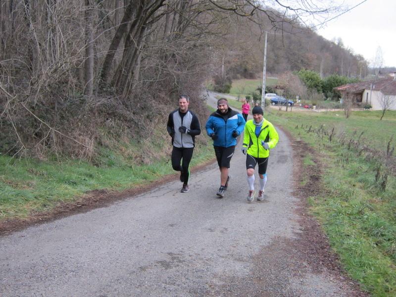 Sortie Trail, Martres-Tolosane dimanche 22 janvier 2017 Img_1412