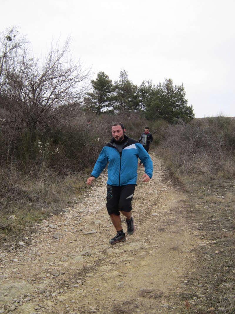 Sortie Trail, Martres-Tolosane dimanche 22 janvier 2017 Img_1423
