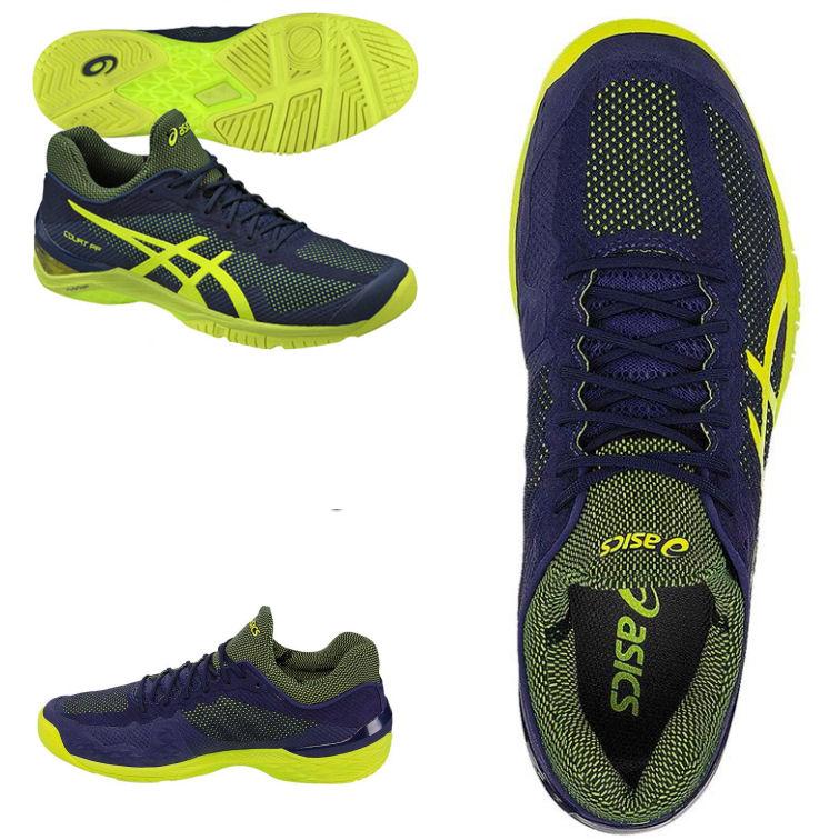 nuove scarpe Asics (indossate da Goffin) Ass-e710