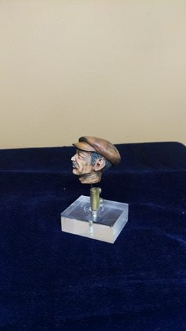Buste terminé et premier prix ( 1/9 Model Cellar Blak Jack mineur des années 1800) 16700011