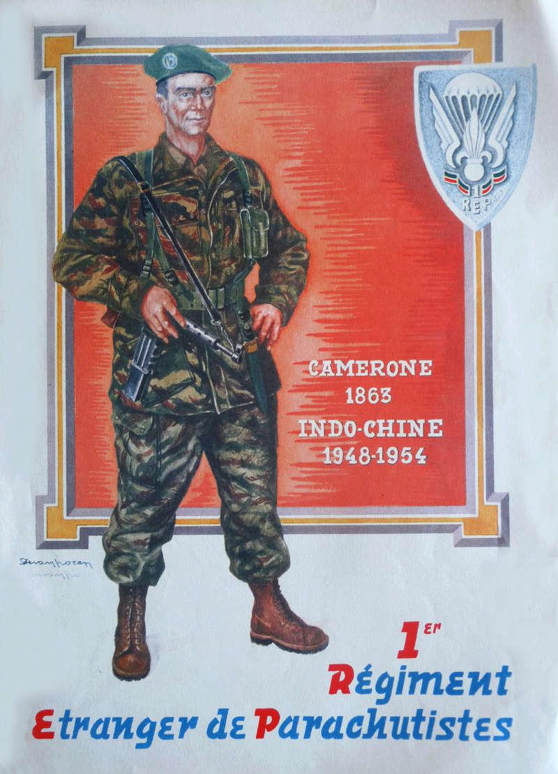 1 er Régiment Etranger de Parachutistes - Page 2 P1160012