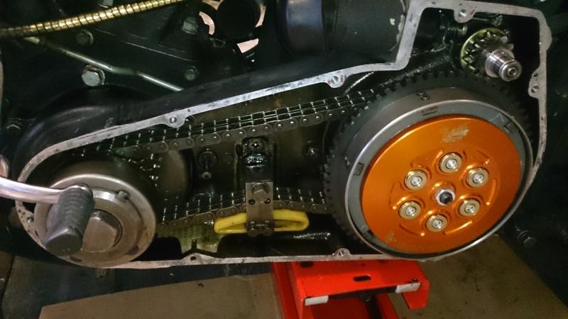 embrayage BARNETT pour shovelhead Dsc_0010