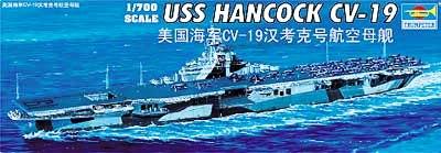 CV-19 Hancock 1:700 Trumpeter Boxart11