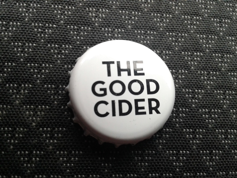 "Cidre ""THE GOOD CIDER"" 20170112"