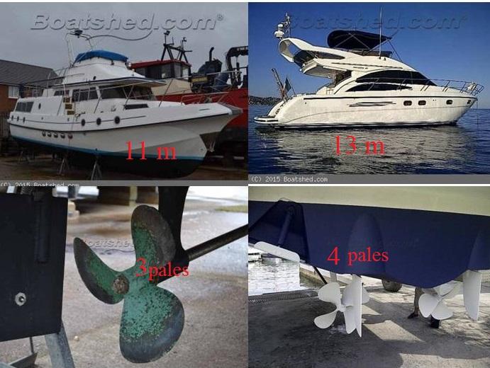 Yacht flybridge au 1/25eme - Page 2 Compos15