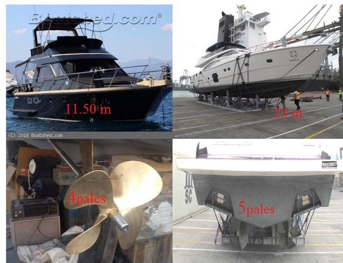 Yacht flybridge au 1/25eme - Page 2 Compos16