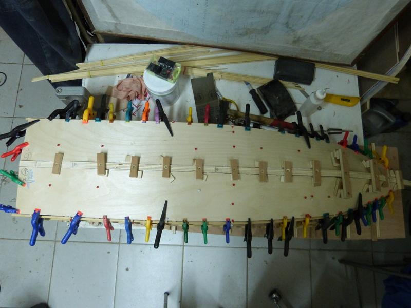 Yacht flybridge au 1/25eme P1070412