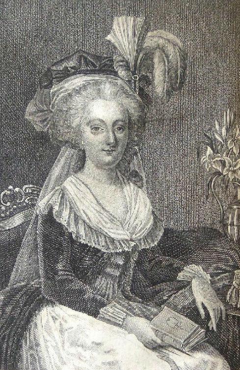 Marie-Antoinette au livre en robe bleue - Page 2 Tylych10