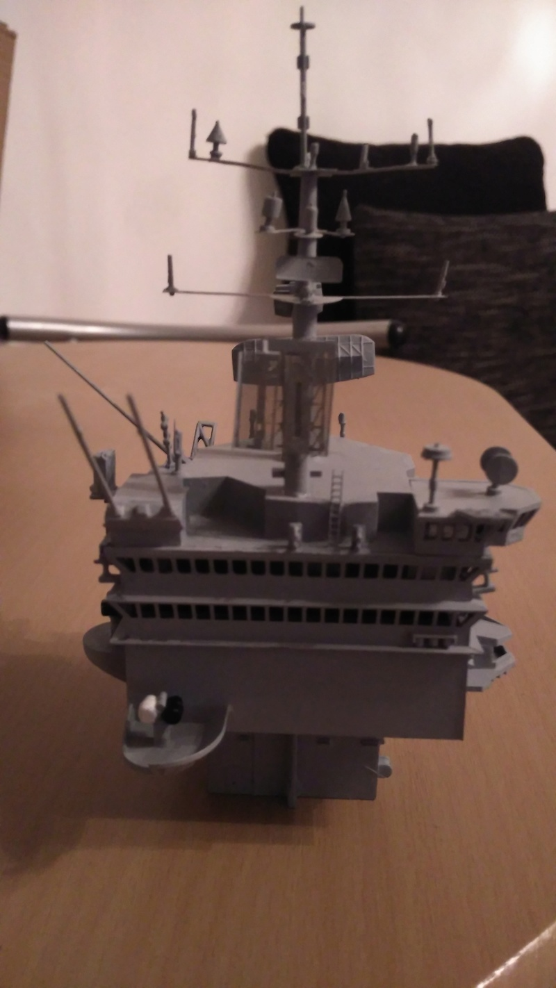 Tamyia USS Enterprise 1:350 Img_2049