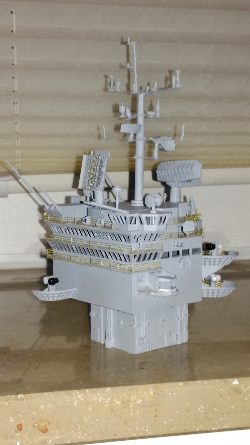 Tamyia USS Enterprise 1:350 Img_2057