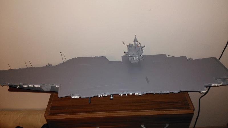 Tamyia USS Enterprise 1:350 - Seite 2 Img_2090